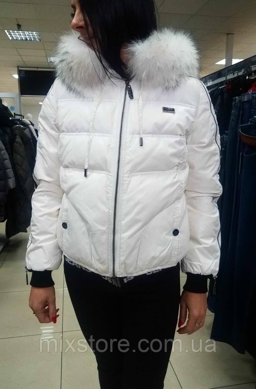 Стильный короткий пуховик/куртка RUFUETE