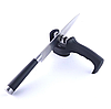 Точилка механическая для кухонных ножей Benson BN-5 черная   ножеточка в 3 этапа: от правки до идеальной
