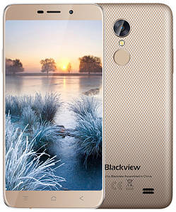 Blackview A10 2/16Gb Gold Гарантия 1 Год!