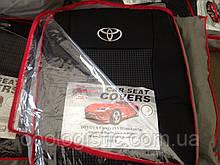 Авточехлы  на Toyota Camry (XV55) 2014-2017 sedan