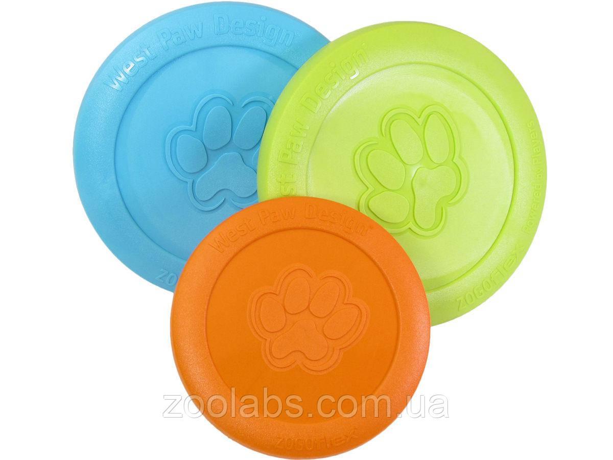 Игрушка для собак фрисби Зикс малый | Zisc Flying Disc West Paw
