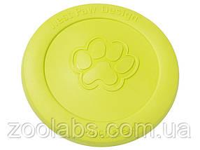Игрушка для собак фрисби Зикс малый | Zisc Flying Disc West Paw, фото 2