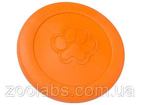 Игрушка для собак фрисби Зикс малый | Zisc Flying Disc West Paw, фото 3