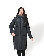 Пальто женское зимнее 52-58, фото 1