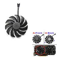 Вентилятор 88мм PLD09210S12HH-A для Gigabyte GeForce GTX Aorus RADEON RX