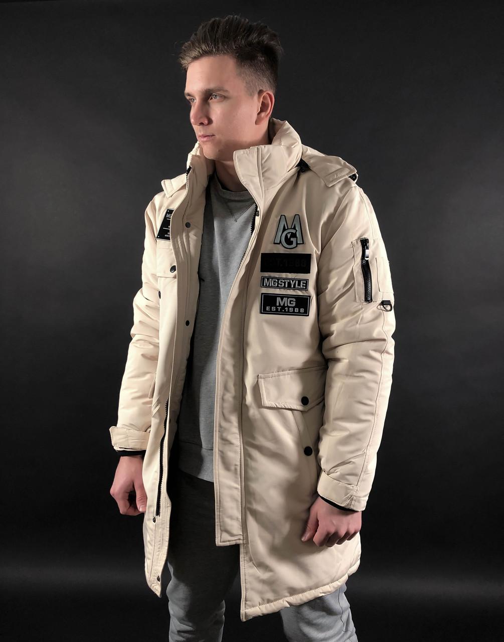 Зимняя куртка RxB White Winter
