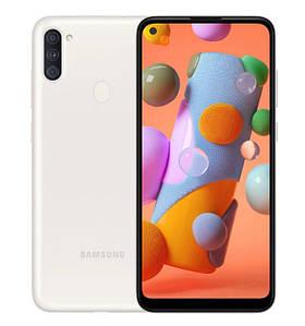 Samsung Galaxy A11 (SM-A115F) 2/32Gb White UA-UCRF - Официальный / Гарантия 1 год
