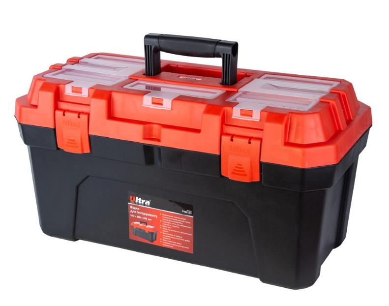 Ящик для инструмента 572×300×295 мм, Ultra (7402122)
