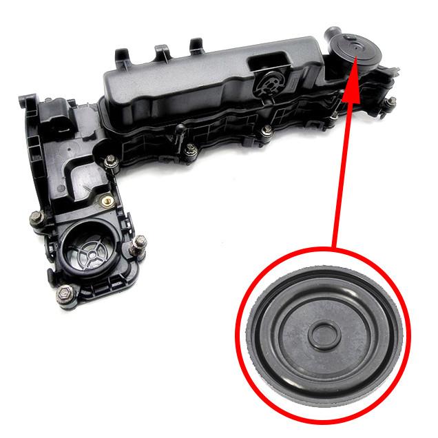 Мембрана клапанной крышки Citroen, Peugeot 2.0 HDI 9806147980 и Ford 2.0 TDCI 1860576