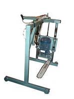 МИНИПИЛОРАМА электрическая (380в, 5,5кв) цепная (шинная)