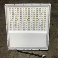 Світлодіодний прожектор 100Вт 6500К IP65 10000Лм, лінзований білий, фото 1