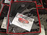 Авточехлы Favorite на Volkswagen Caddy 2010> minivan,Фольксваген Кадди, фото 3
