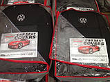 Авточехлы Favorite на Volkswagen Caddy 2010> minivan,Фольксваген Кадди, фото 9