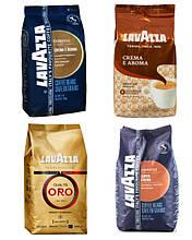Кофейные наборы 4х (Кофе в зернах Lavazza)
