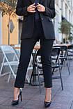 Брюки женские черного цвета, фото 3