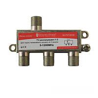 ElectroHouse ТВ разветвитель 1-3 EH-TVF-00180