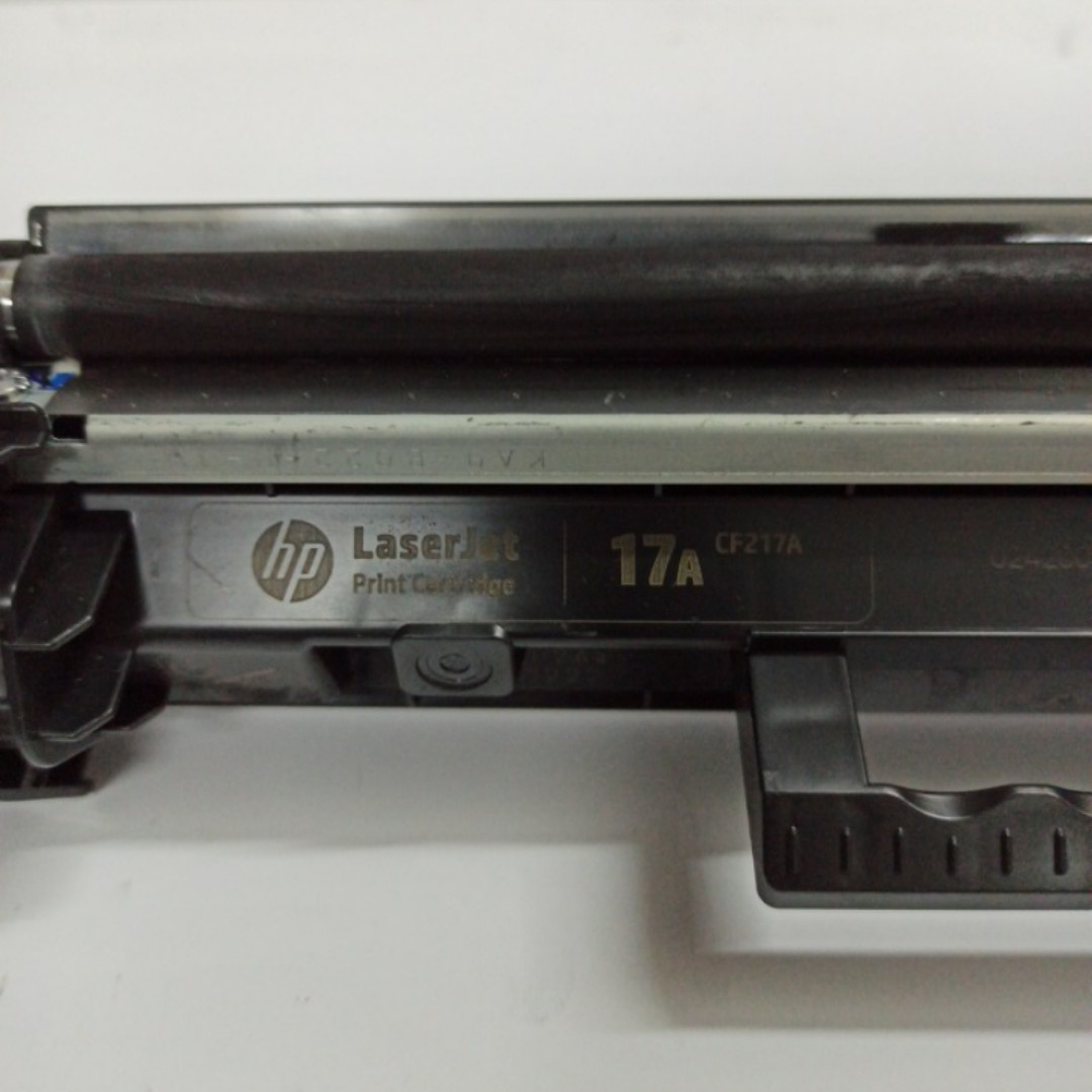 Картриджі оригінали HP 17A (CF217A) для HP 102/130 першопроходці