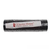 ElectroHouse Изолента черная 0,15мм х 18мм х 11м