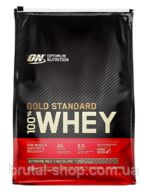 Протеїн Optimum Nutrition 100% Whey Gold Standard (4.540 kg)