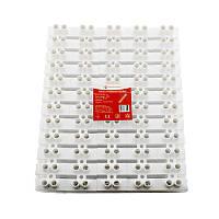 ElectroHouse Клеммная колодка 100A 40mm² Полипропилен винтовой зажим, фото 1
