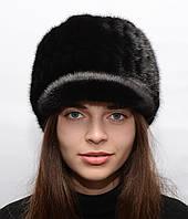 """Женская зимняя норковая шапка """"Шишка"""", фото 1"""