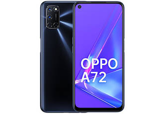 OPPO A72 4/128Gb Twilight Black UA-UCRF - Официальный / Гарантия 1 год