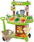 Продуктовый супермаркет Органические Продукты Ecoiffier 001741, фото 4