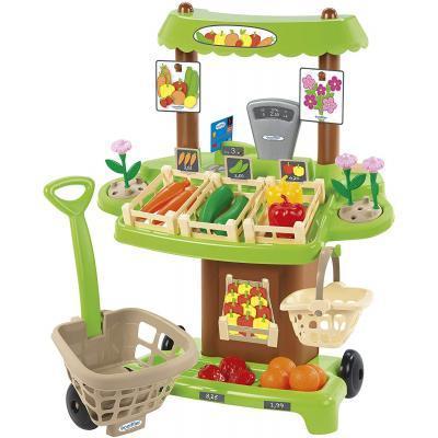 Продуктовый супермаркет Органические Продукты Ecoiffier 001741