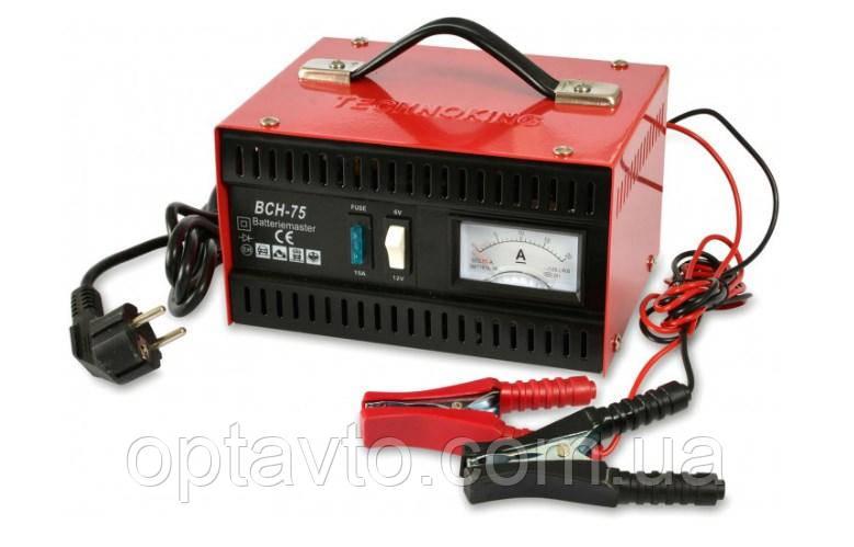 Зарядное устройство для (АКБ) автомобильных аккумуляторов 6 - 12В \ 10А TechnoKing