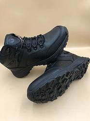 """Зимние кожаные мужские ботинки """"YIKE"""", мех (41-46)"""