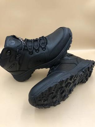 """Зимние кожаные мужские ботинки """"YIKE"""", мех (41-46), фото 2"""