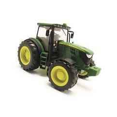 Трактор John Deere 6210R 1:16