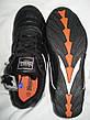 Кожаные кроссовки Lonsdale, оригинал, для подростка, размер 39, длина стельки 25,5 см (на ногу 24,5 см), фото 5