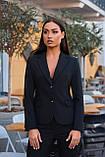 Пиджак женский черный, фото 2