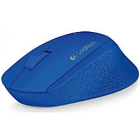 Мышь Logitech M280 беспроводная, 1000dpi, USB, синий (910-004294/910-004290), фото 2