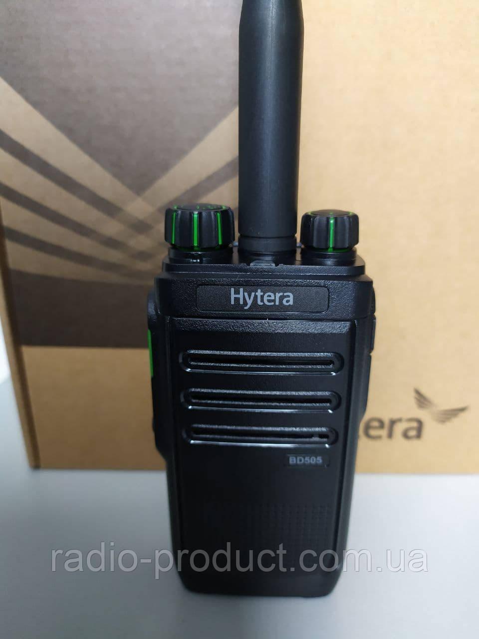 Радиостанция Hytera BD-505 VHF