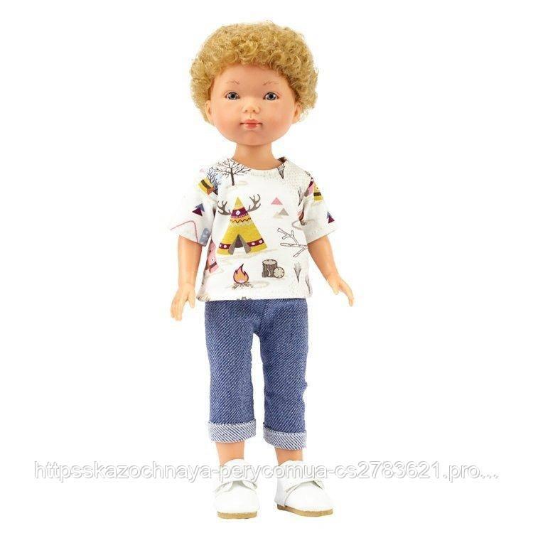 Кукла Hugo-7200, рост 28 см, Испания