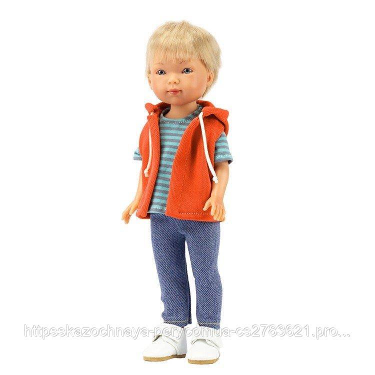 Самые модные куклы для девочек Кукла Vestida de Azul старший брат
