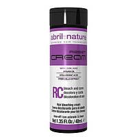 Освітлюючий крем для волосся Abril et Nature Reset Cream Hair Bleaching Cream 40 мл