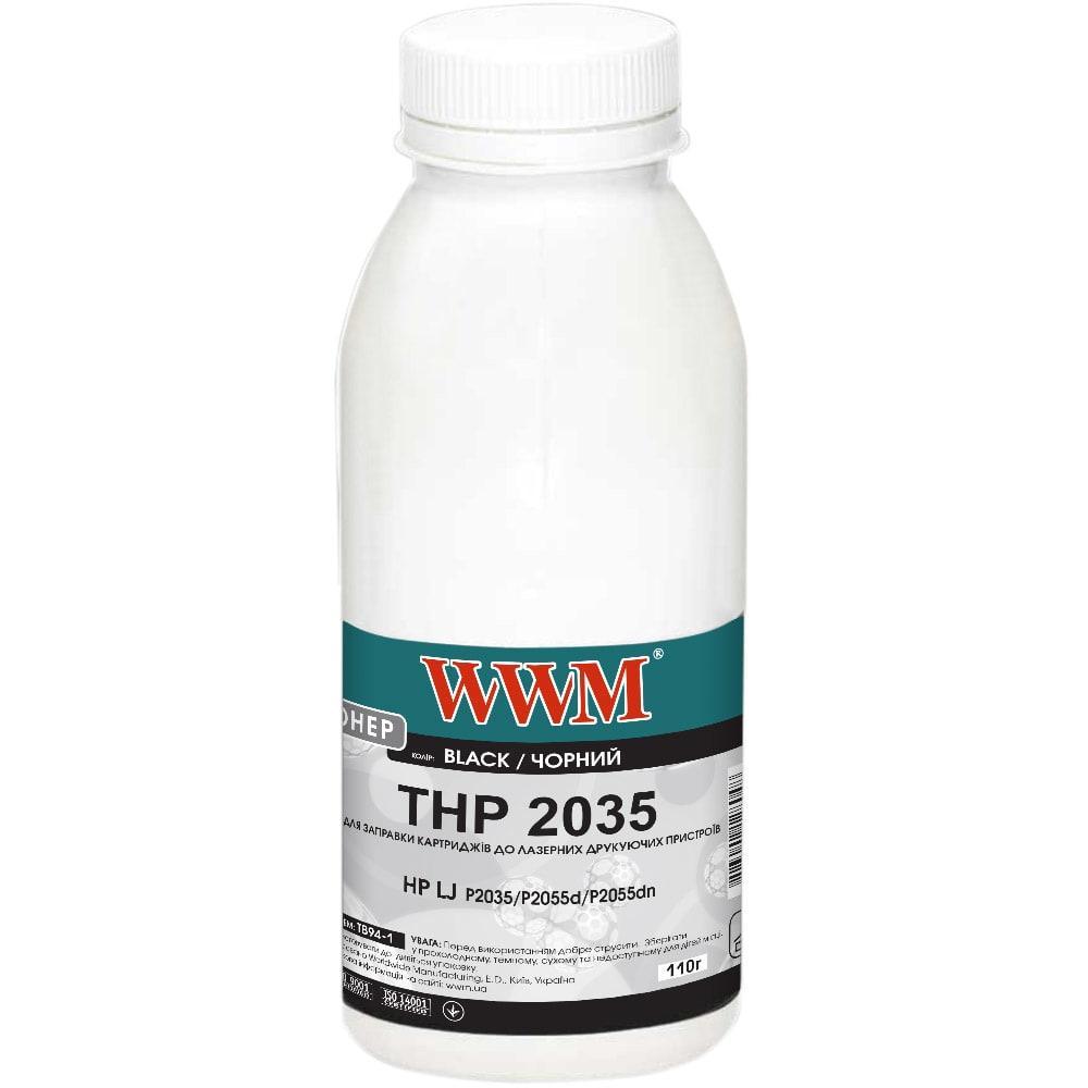 Тонер WWM 340г TB82-3