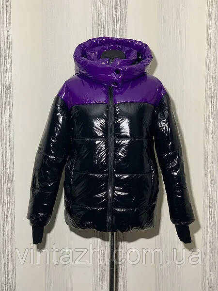Женская  зимняя укороченная  куртка размеры 42-54