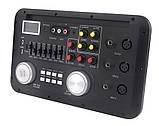 DSP Декодер з Bluetooth микшер для комби колонки, эквалайзер, USB TF мульти плеєр рекордер, фото 2