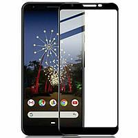 Защитное стекло 3D AndSer Full Glue на Google Pixel 3A