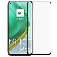 Защитное стекло 3D AndSer Full Glue на Xiaomi Mi10T Pro, фото 1
