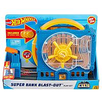 Набор Хот Вилс Взрыв Супербанка Hot Wheels Super Bank Blast-Out Mattel GBF96