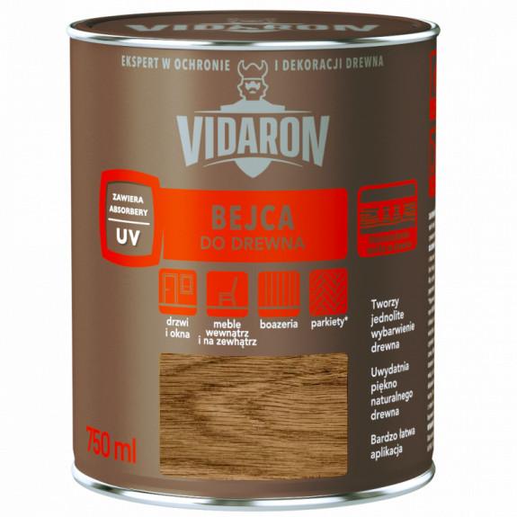 Бейц для древесины Vidaron В07 Рустированный дуб 750 мл