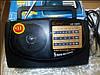 Радиоприемник KIPO KB-308AC - мощный 5-ти волновой фм радиоприемник, фото 4