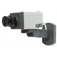 Камера видеонаблюдения муляж CAMERA DUMMY XL018   видеокамера-обманка, фото 1