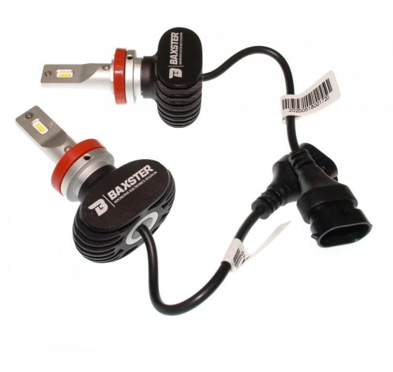Лампы светодиодные Baxster S1 gen2 H11 5000K (P28704)