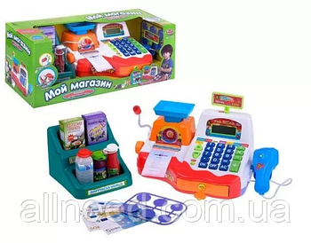 Іграшкова Каса друкує чек, кольоровий дисплей